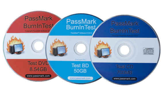 High Quality Pressed Data Discs